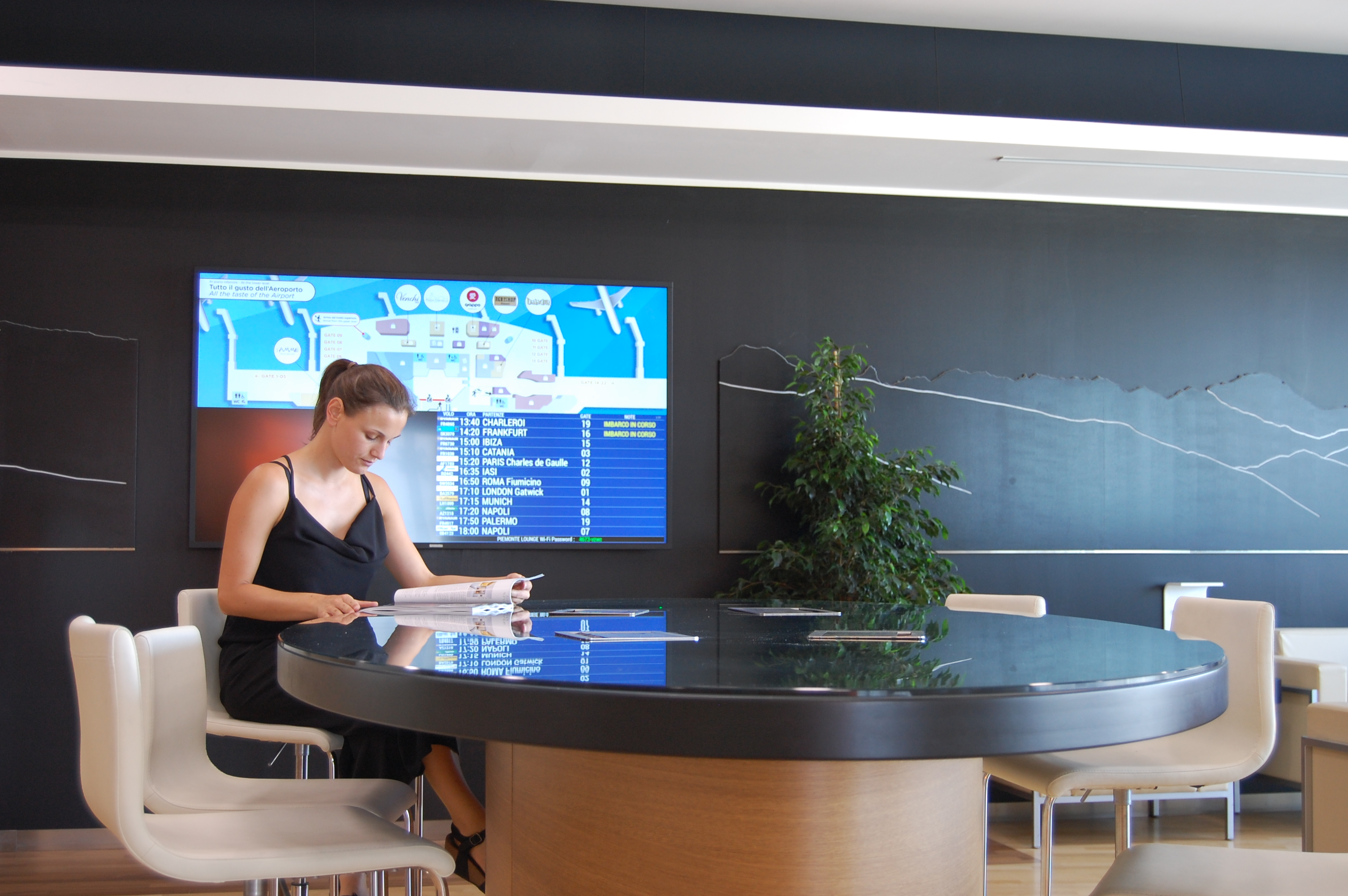 Sala Fumatori Aeroporto Palermo : Sala fumatori aeroporto napoli dove dormire a napoli benbo