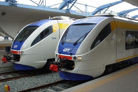 In treno sagat - Treni torino porta susa ...